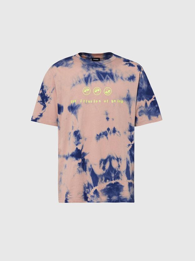 T-JUST-SLITS-X86, Rosa - T-Shirts