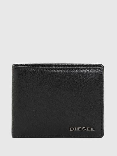 Diesel - HIRESH XS, Schwarz - Kleine Portemonnaies - Image 1