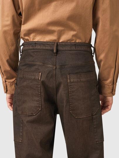 Diesel - D-Franky 09B38, Marron - Jeans - Image 5