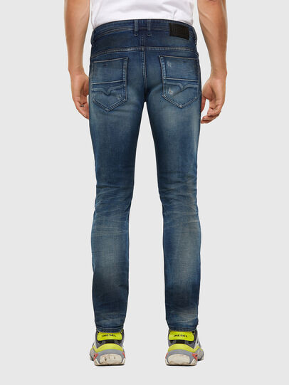 Diesel - Thommer 009FL, Mittelblau - Jeans - Image 2