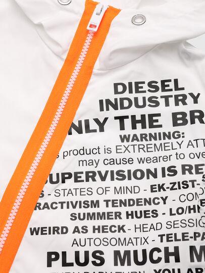 Diesel - JHEAD, Blanc - Vestes - Image 3