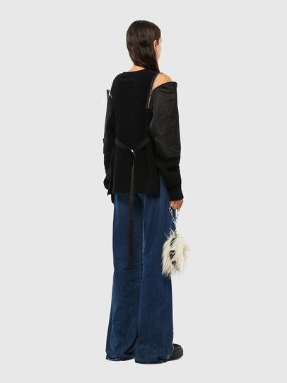 Diesel - D-Akemi 009KE, Blu medio - Jeans - Image 7