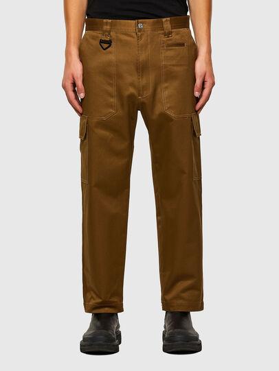 Diesel - P-BAKER, Marron - Pantalons - Image 1