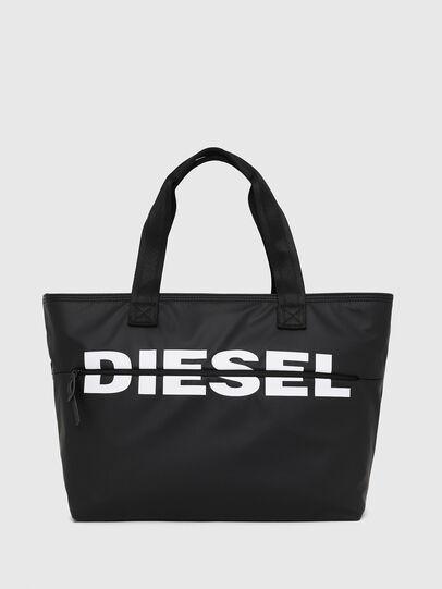Diesel - F-BOLD SHOPPER II, Schwarz - Shopper und Schultertaschen - Image 1