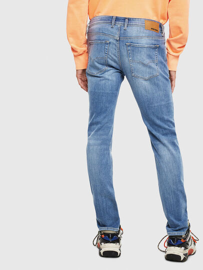 Diesel - Sleenker 0095G, Hellblau - Jeans - Image 2