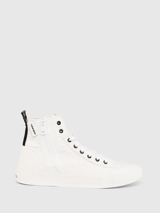 S-ASTICO MID ZIP W, Weiß - Sneakers