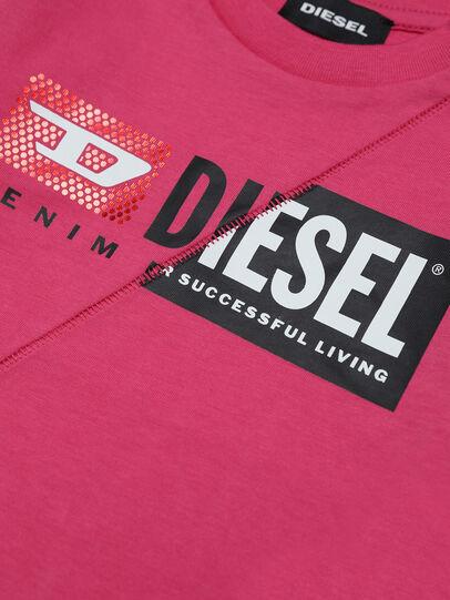 Diesel - TDIEGOCUTYB-FL ML, Rose - T-shirts et Hauts - Image 3
