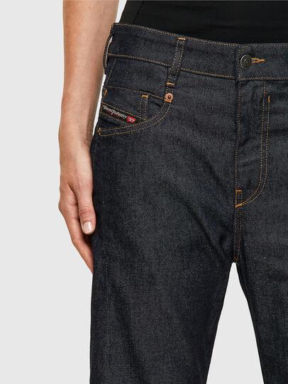 Diesel - Fayza 009HF, Blu Scuro - Jeans - Image 3