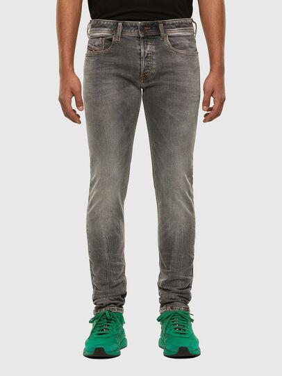 Diesel - Sleenker 009FW, Hellgrau - Jeans - Image 1