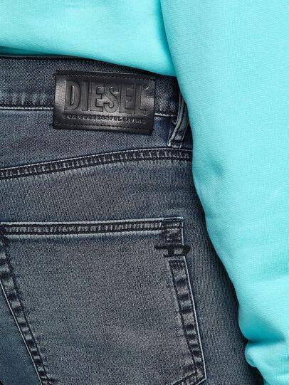 Diesel - D-Strukt JoggJeans® 069VH, Blu medio - Jeans - Image 4