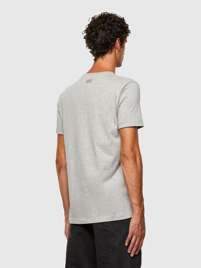 Diesel - T-DIEGOS-N28, Grau - T-Shirts - Image 2
