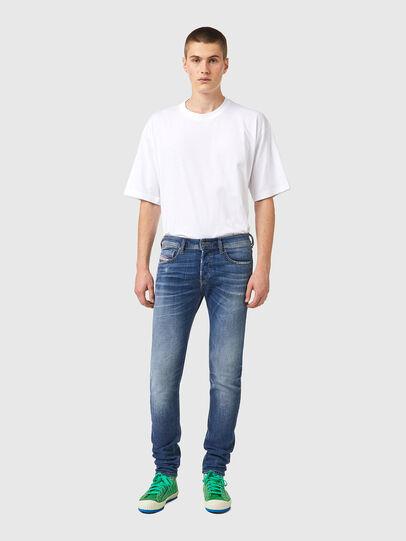 Diesel - Sleenker 09A86, Bleu Clair - Jeans - Image 5