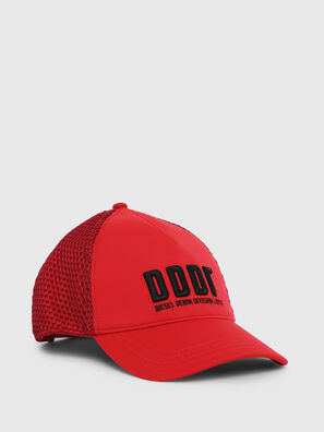 C-DDDR, Feuerrot - Hüte