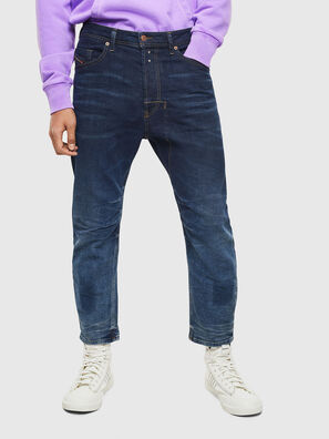 Narrot 0097U, Dunkelblau - Jeans