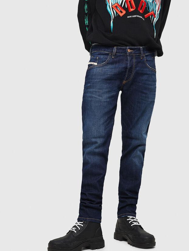 D-Bazer 082AY, Dunkelblau - Jeans