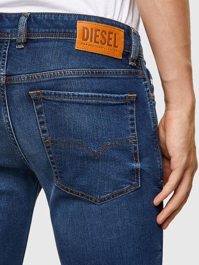 Diesel - Sleenker 009LX, Hellblau - Jeans - Image 4
