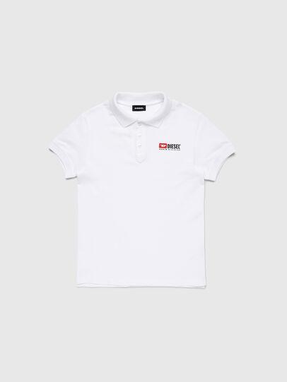 Diesel - TWEETDIV, Weiß - T-Shirts und Tops - Image 1