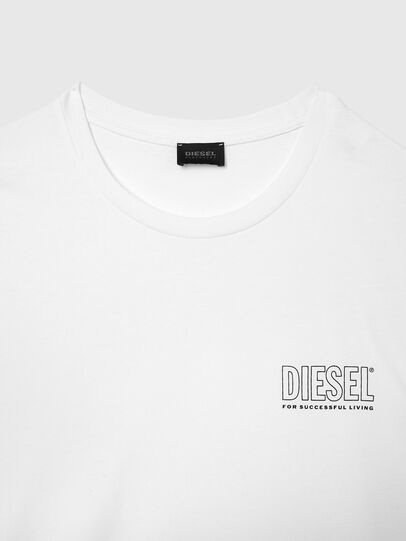 Diesel - UMLT-JAKE, White - Tops - Image 3