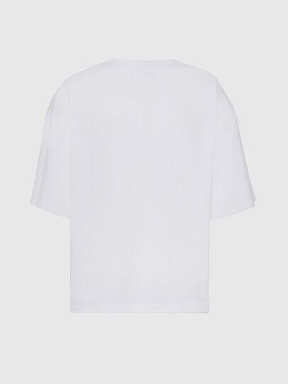Diesel - T-RASSEL, Weiß - T-Shirts - Image 2