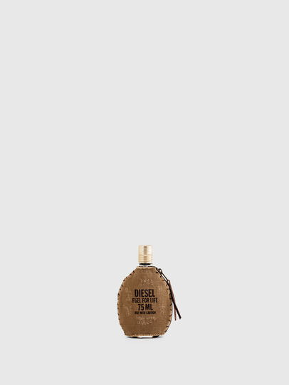 Diesel - FUEL FOR LIFE MAN 75ML, Marrone - Fuel For Life - Image 2