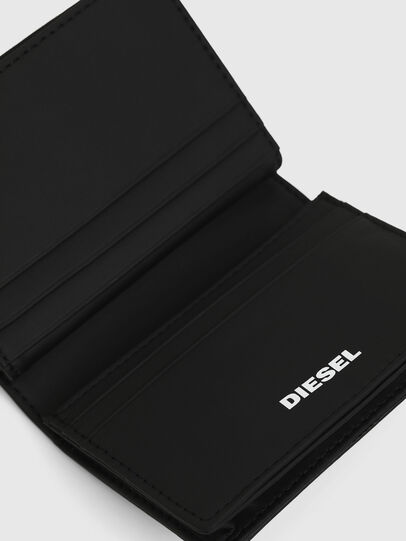Diesel - CARDA, Schwarz/Weiß - Kartenetuis - Image 5