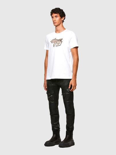 Diesel - T-DIEGOS-N29, Weiß - T-Shirts - Image 5