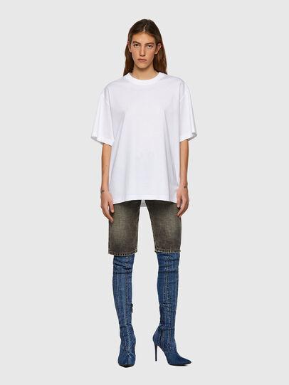 Diesel - T-SHARP, Blanc - T-Shirts - Image 4