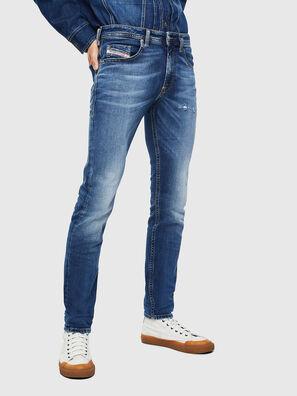 Thommer 0097W, Dunkelblau - Jeans