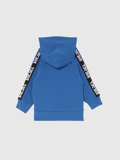 Diesel - SUITOB, Bleu - Pull Cotton - Image 2