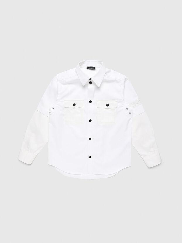 CSKOSOV OVER, Weiß - Hemden