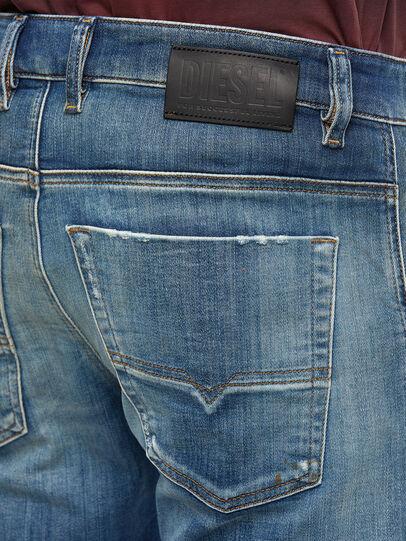 Diesel - KROOLEY JoggJeans® 009NK, Mittelblau - Jeans - Image 4