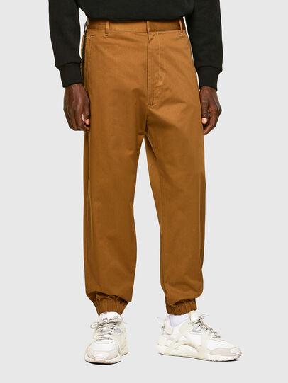 Diesel - P-LEVOS, Marron - Pantalons - Image 1