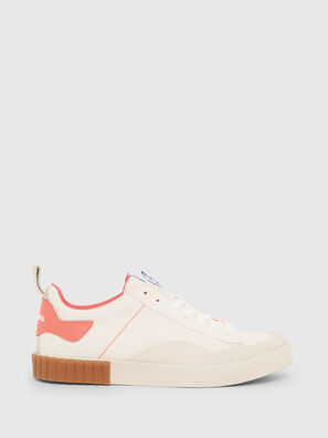 S-BULLY LC W, Weiß/Rosa - Sneakers