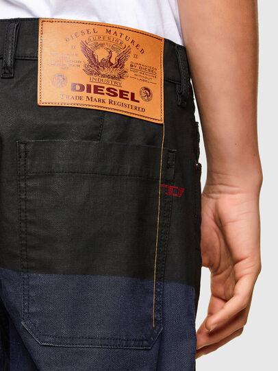 Diesel - D-Azerr JoggJeans® 0DDAY, Dunkelblau - Jeans - Image 4