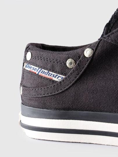 Diesel - EXPOSURE LOW W, Schwarz - Sneakers - Image 5
