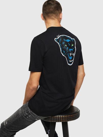 Diesel - T-JUST-B12,  - T-Shirts - Image 4
