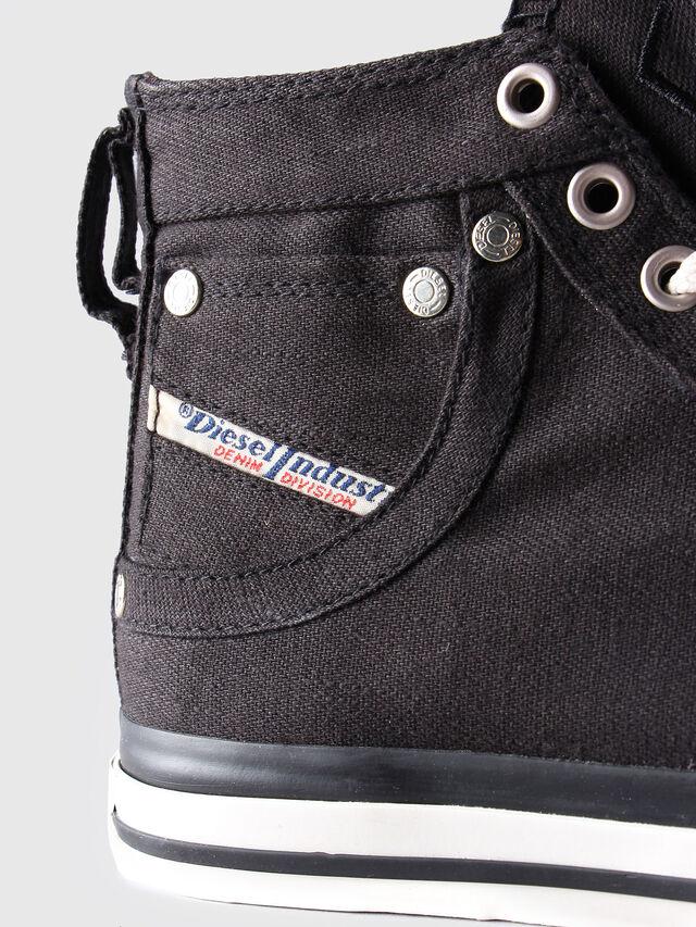 Diesel - EXPOSURE W, Schwarz/Weiß - Sneakers - Image 5