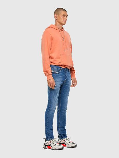 Diesel - D-Luster 009EK, Bleu Clair - Jeans - Image 5