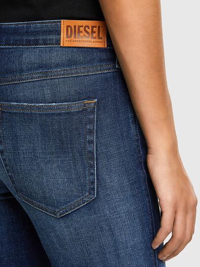 Diesel - Babhila 009PP, Dunkelblau - Jeans - Image 4