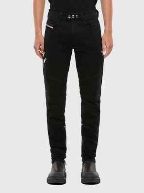 D-Dean 069QV, Schwarz/Dunkelgrau - Jeans