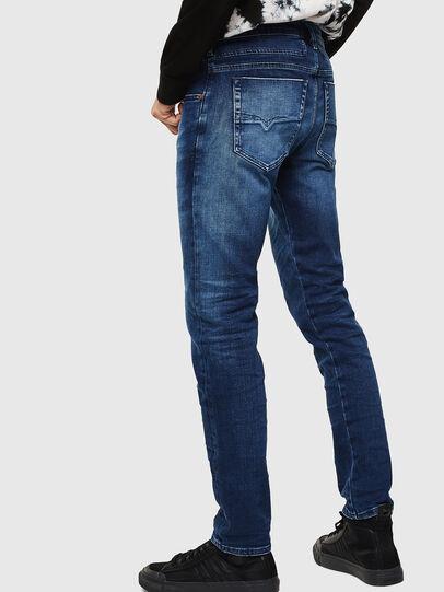 Diesel - D-Bazer 0095N, Mittelblau - Jeans - Image 4