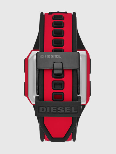 Diesel - DZ1923, Rot/Schwarz - Uhren - Image 3