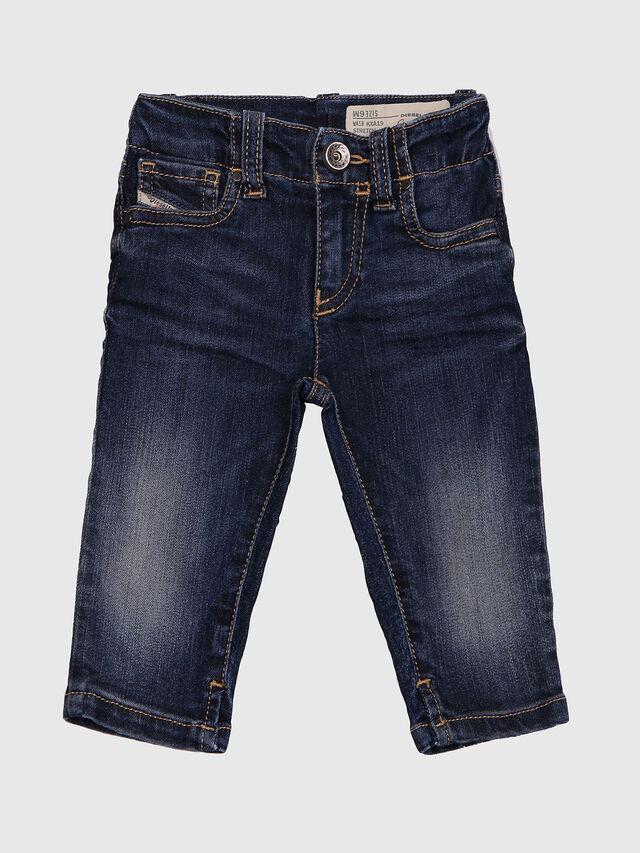 Diesel - GRUPEEN-B, Dunkelblau - Jeans - Image 1