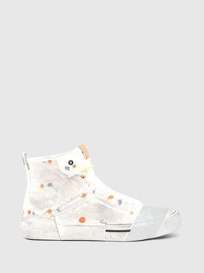 S-DESE SCT, Weiß/Orange - Sneakers