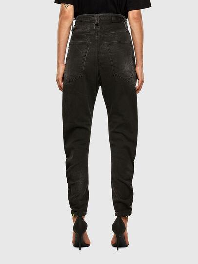 Diesel - D-Plata JoggJeans® 009DS, Schwarz/Dunkelgrau - Jeans - Image 2