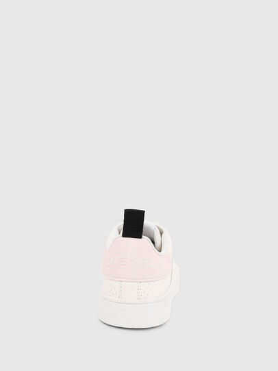 Diesel - S-CLEVER LOW LACE W, Weiß/Rosa - Sneakers - Image 4