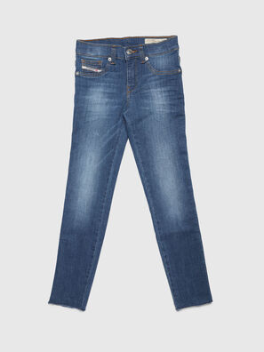 DHARY-J, Mittelblau - Jeans