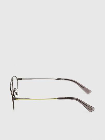 Diesel - DL5359, Schwarz - Korrekturbrille - Image 3