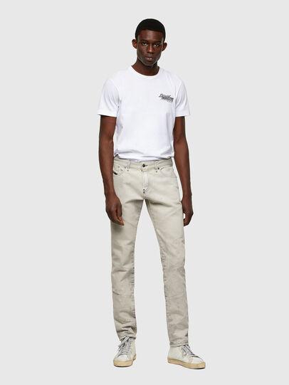 Diesel - T-DIEGOS-K42, Weiß - T-Shirts - Image 4
