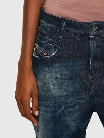 Diesel - Fayza JoggJeans® 09B50, Blu Scuro - Jeans - Image 3